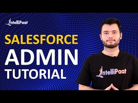 Salesforce Training | Learn salesforce | Salesforce Administrator ...