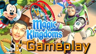 DISNEY MAGIC KINGDOMS DUBLADO GAMEPLAY  PETER TOYS