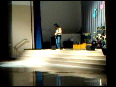 Sweet Child of Mine 2010 as performed by NUES Staff