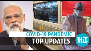 Covid update: PM Modi on vaccine; Delhi Metro rules; bars to re-open in Delhi
