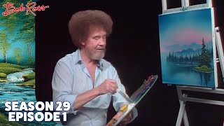 Bob Ross - Island In The Wilderness (Season 29 Episode 1)