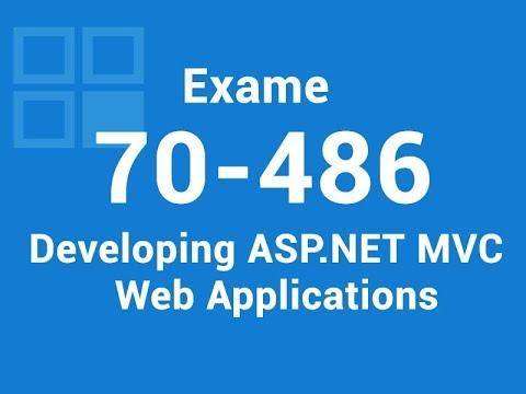 Exame 70-486 - Developing ASP.NET MVC Web Applications ...