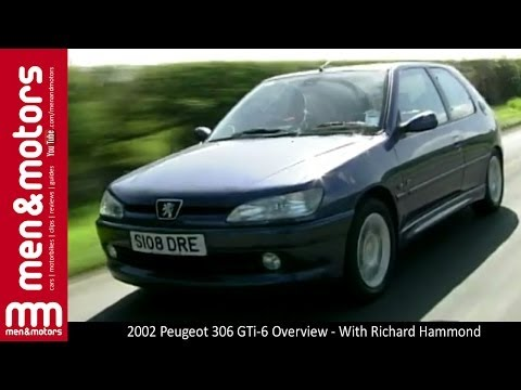 2000 Peugeot 306 GTi-6 Review - With Richard Hammond