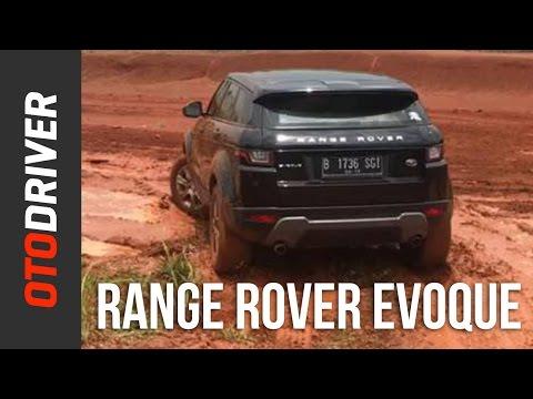 Range Rover Evoque 2016 Review Indonesia | OtoDriver