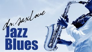 Jazz Blues – Blues Saxophone Instrumental Music for Relaxing and Study