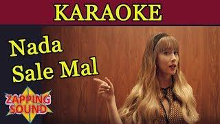 Aitana   Nada Sale Mal Karaoke