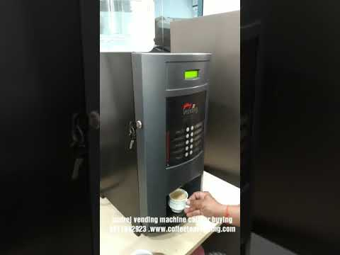 Godrej Hot and Cold Vending Machine