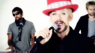 Boy George - Nice and Slow (Track-by-Track)