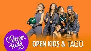 OPEN KIDS & TAGO - Новая коллекция одежды Хулиганить - Backstage