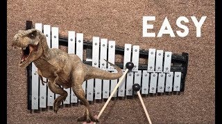 How to play the Jurassic World theme song on the bells!