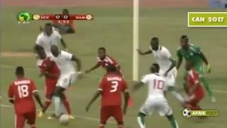 Résumé du match Sénégal vs Namibie