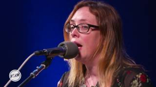 """Slowdive performing """"Sugar For The Pill"""" Live on KCRW"""