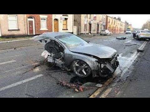 [CRASH 100%] Compilation d'accidents de la route