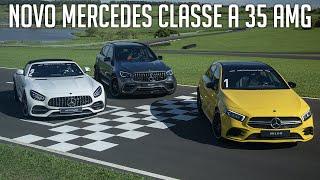 Novo Mercedes Classe A 35 AMG
