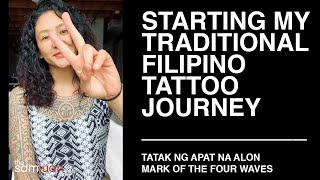 Starting My Filipino Tattoo Journey: Episode 1