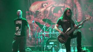 Aborted - Blood Fixing The Bled ( Neurotic Deathfest 2010 )