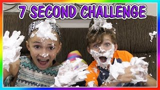 7 SECOND CHALLENGE | We Are The Davises