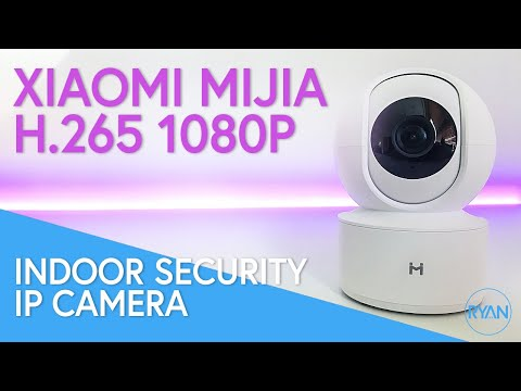 , title : 'XIAOMI Mijia H 265 1080P 360° IP Camera REVIEW - Indoor Security Camera (EXCELLENT!)'