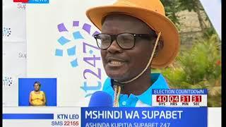 Joseph Onywera kutoka Kisumu ashinda millioni moja katika mchezo wa Superbet
