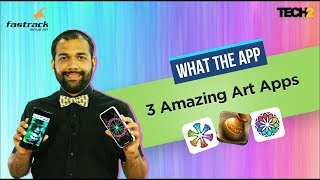 3 Amazing Art Apps | What The App