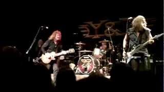 Y&T - Mystic Theater - 11/16/12 - 04 Blind Patriot