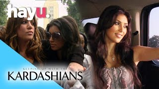 Khloé Goes To Jail | Keeping Up With The Kardashians