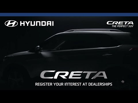 Hyundai CRETA Teaser TVC