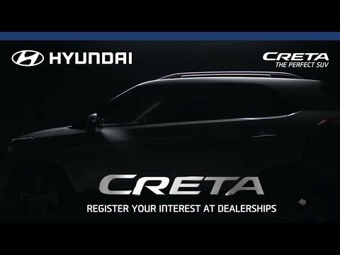 Hyundai  Creta Паркетник класса J - рекламное видео 1