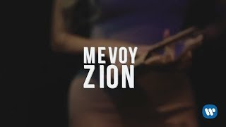 Me Voy (Letra) - Zion  (Video)