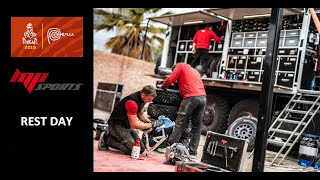 MP-SPORTS DAKAR 2019 - Rest day