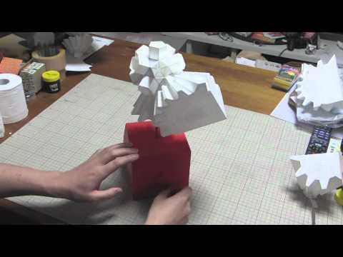 Building a Paper Gear Cube