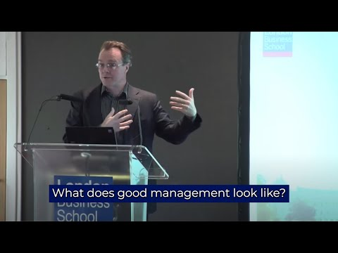 Two tips for developing good management skills | London Business ...