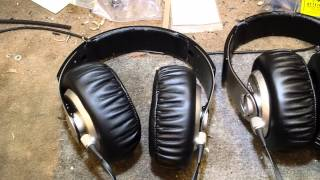 Sony mdr-xb700 replacement cushions review.