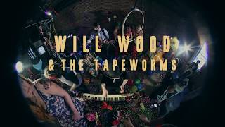 Will Wood and The Tape Worms Music Video released!!