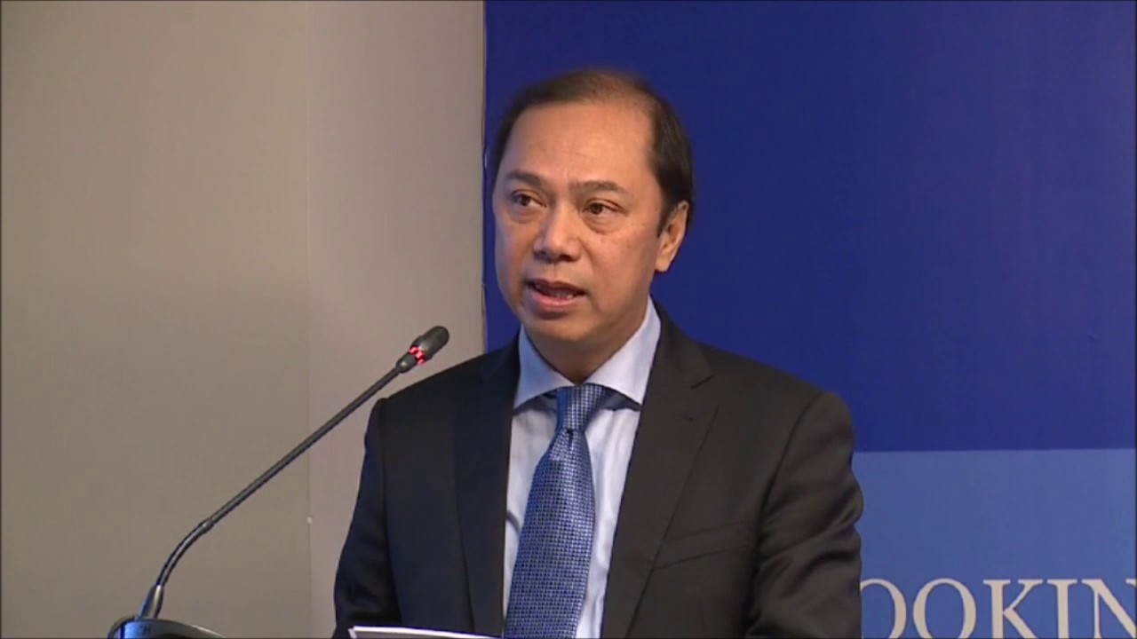 Address by Deputy Foreign Minister of Vietnam