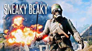 THE SECRET SNEAKY BEAKY SPOT - Battlefield 1