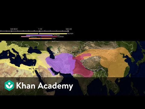 The Silk Road (video) | Khan Academy