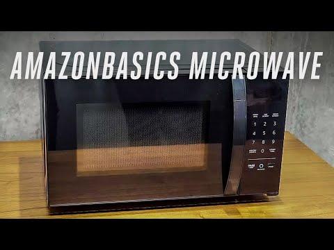 Amazon Alexa-powered microwave hands-on