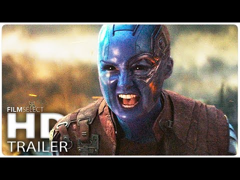Download AVENGERS 4 ENDGAME: 5 Minutes Extended Trailer (2019) HD Mp4 3GP Video and MP3
