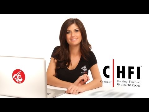 CHFI (Computer Hacking Forensic Investigator) Training and ...