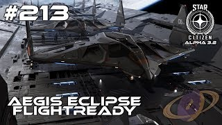 Star Citizen #213 Aegis Eclipse - Flightready [Deutsch] [1440p]