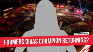 Former Divas Champion Open To Returning To The WWE