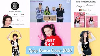 KPOP Dance Cover 2020 + TOP Most Viewed Videos l Lorena Farias ♡