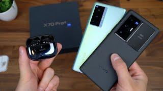 Vivo X70 Pro+ Unboxing: Vivo X70 Pro vs Vivo X70 Pro+