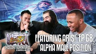 ALPHA MALE POSITION! The Excellent Adventures Of Gootecks & Mike Ross Ft. Aris! Ep. 68