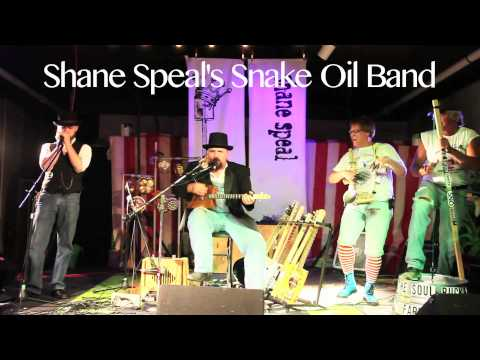 Shane Speal's Snake Oil Band - official promo