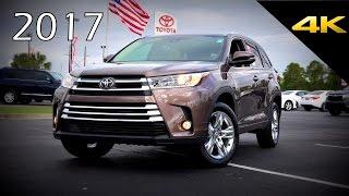 2017 Toyota Highlander Limited - Ultimate In-Depth Look in 4K