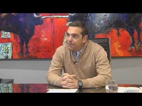Τηλεδιάσκεψη Αλ. Τσίπρα με εκπροσώπους του EstiasiGreece από όλη την Ελλάδα