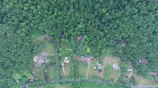 DJI Phantom 3 Pro 20210609 2 when the drone comes over the mountain