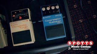My Acoustic Guitar Pedalboard Necessities